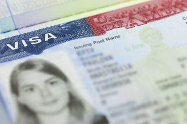 Требования к фото на визу в США
