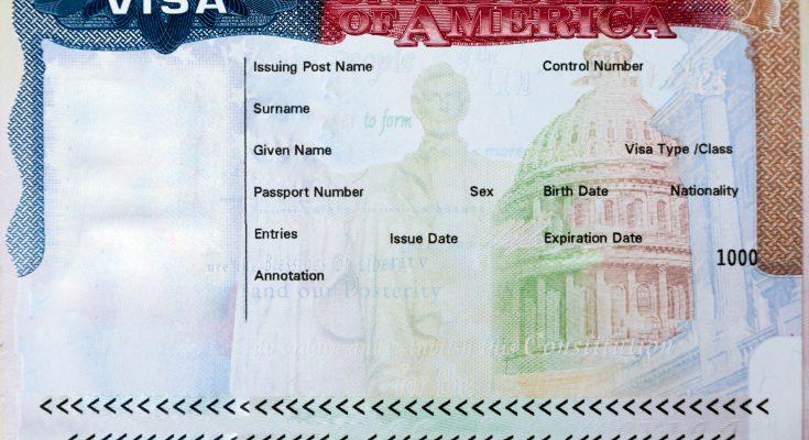 Получение туристической визы в США