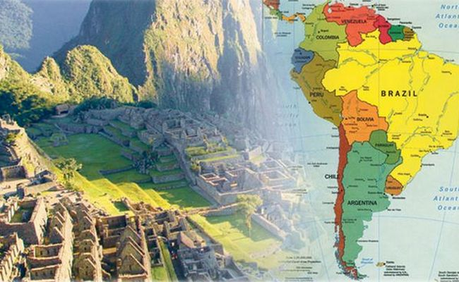 Страны Латинской Америки