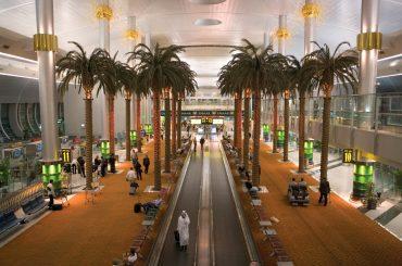 Транзитная виза в ОАЭ