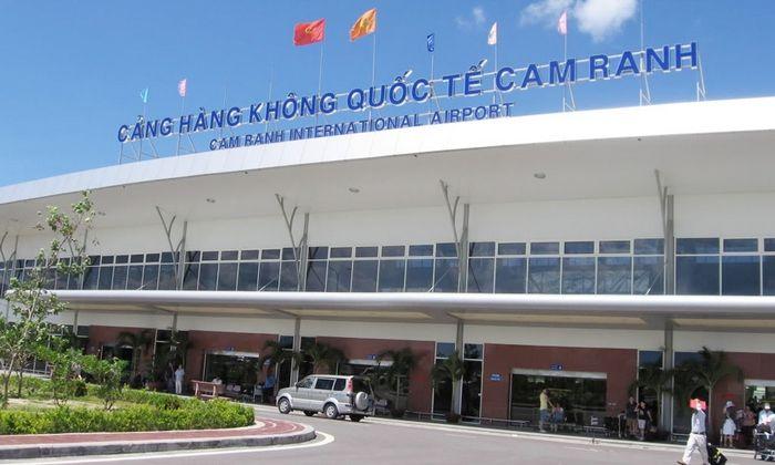 Аэропорт Нячанга (Камрань)