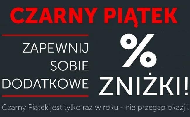 Черная Пятница в Польше