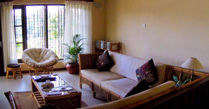 Интерьер дома на Шри-Ланке