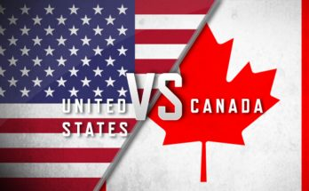 Канада или США сравнение где лучше отличия