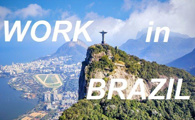 работа в Бразилии